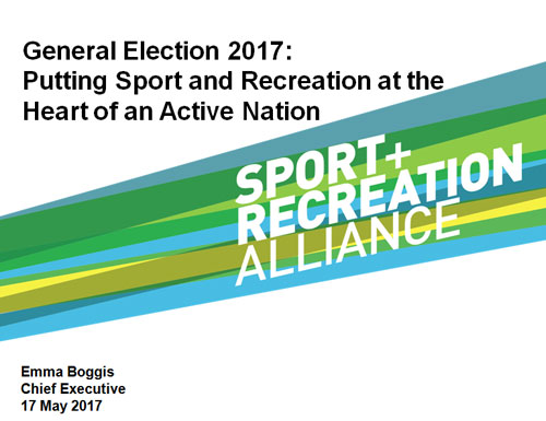 Emma Boggis Putting Sport and Recreation at the Heart of an Active Nation