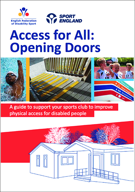 Access For All Opening Doors English Federation of Disability Sports