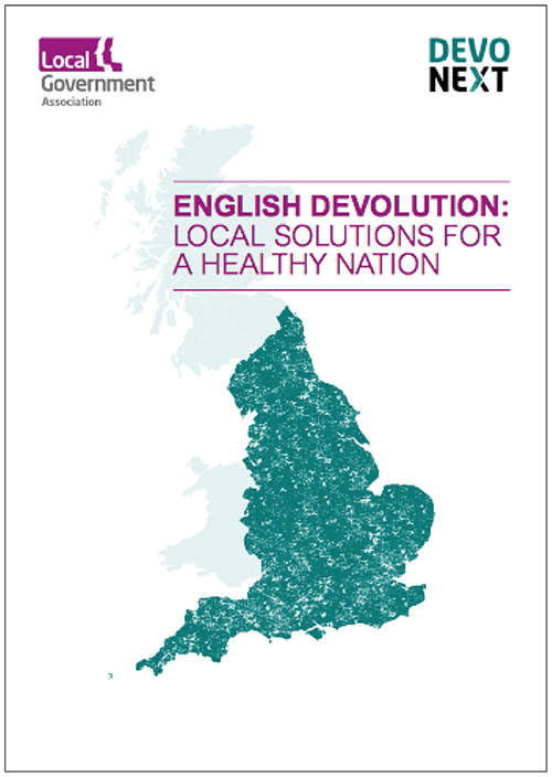 LGA - English Devolution Local Solutions For A Healthy Nation